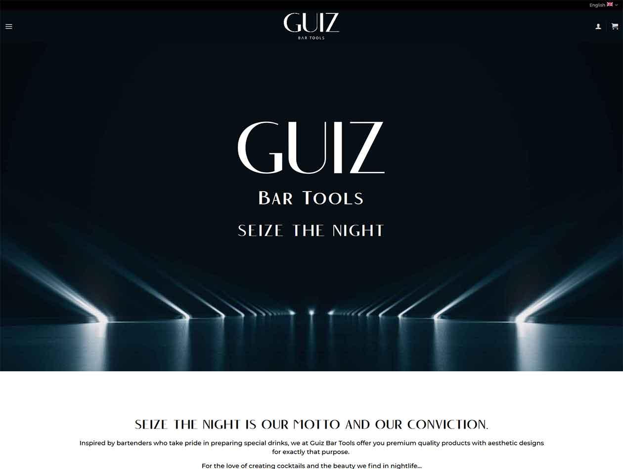 DHdesign Guiz Bar Tools